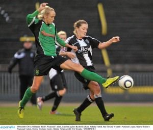 Raheny United v Peamount United - Bus Éireann Women's National League